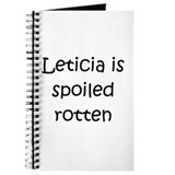 Cool Leticia Journal