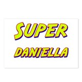 Super daniella Postcards (Package of 8)