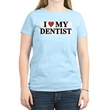 Dentist Women's Pink T-Shirt