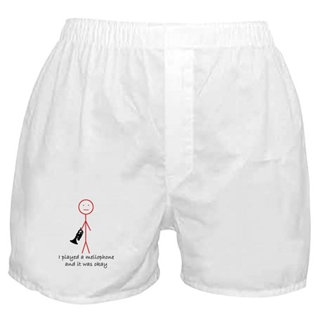 I Played A Mello Boxer Shorts