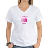 I walk for Noelle Shirt