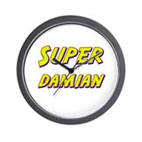Super damian Wall Clock