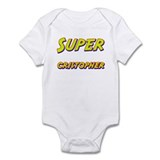 Super cristopher Infant Bodysuit