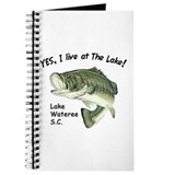 Lake Wateree SC bass Journal