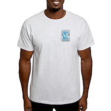 Nardi Ash Grey T-Shirt