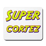 Super cortez Mousepad