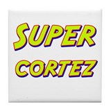 Super cortez Tile Coaster