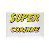 Super corinne Rectangle Magnet (10 pack)