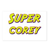 Super corey Postcards (Package of 8)