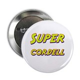 "Super cordell 2.25"" Button"