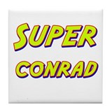 Super conrad Tile Coaster