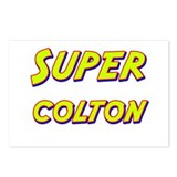 Super colton Postcards (Package of 8)