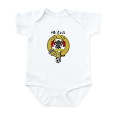 Clan McLeod Infant Bodysuit