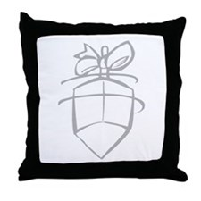Dreidel Throw Pillow