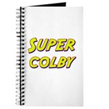 Super colby Journal