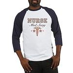 Med Surg Nurse Baseball Jersey