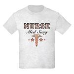 Med Surg Nurse Kids Light T-Shirt