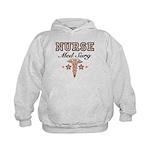 Med Surg Nurse Kids Hoodie
