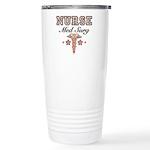 Med Surg Nurse Ceramic Travel Mug