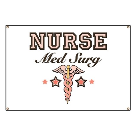 Med Surg Nurse Banner