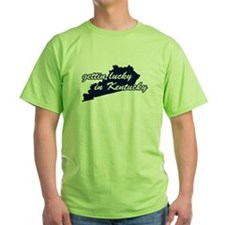 Gettin' Lucky in Kentucky T-Shirt