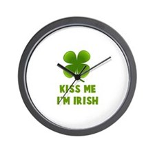 Unique Childrens irish Wall Clock