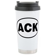 Nantucket ACK Gear Ceramic Travel Mug