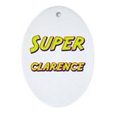 Super clarence Oval Ornament