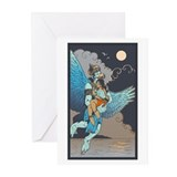 Greeting Cards (Pk of 10) - Garuda and Susson