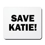 Save Katie Mousepad