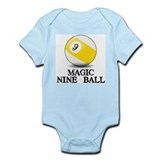 Magic Nine Ball Onesie
