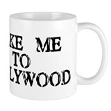 Take Me To Bollywood Mug