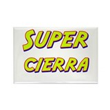 Super cierra Rectangle Magnet (10 pack)