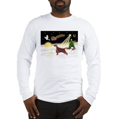Night Flight/Irish Setter Long Sleeve T-Shirt