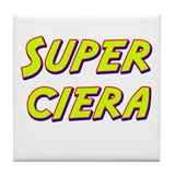 Super ciera Tile Coaster