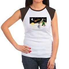 Night Flight/GSHP Women's Cap Sleeve T-Shirt