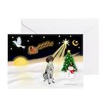 Night Flight/GSHP Greeting Cards (Pk of 10)