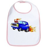 Race Car Bib