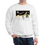 Night Flight/Fox Ter #1 Sweatshirt