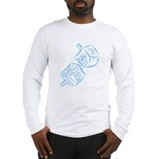 Dreidels Long Sleeve T-Shirt