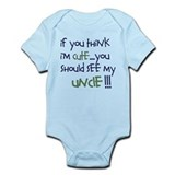 Uncle  Baby Onesie