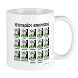 therapist emotions Tasse