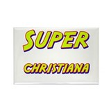 Super christiana Rectangle Magnet (10 pack)