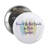 "Radio Operators Friends 2.25"" Button"