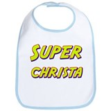 Super christa Bib
