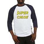 Super chloe Baseball Jersey