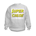 Super chloe Kids Sweatshirt