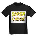 Super chloe Kids Dark T-Shirt