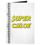 Super chloe Journal