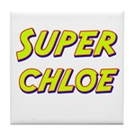 Super chloe Tile Coaster